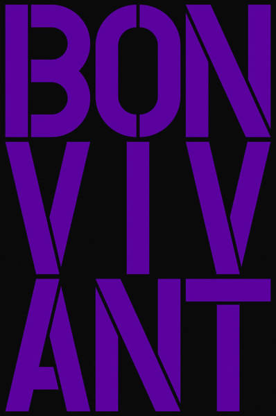 Wall Art - Painting - Bon Vivant by Three Dots
