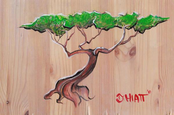 Digital Art - Bonsai  by Jhiatt