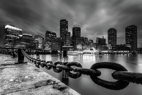 Villandry Photograph - Boston Strong by Christopher Villandry