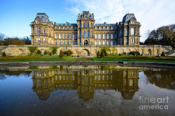 County Photograph - Bowes Museum by Smart Aviation