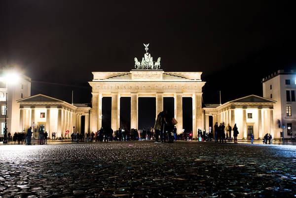 Brandenburg Gate Photograph - Brandenburg Gate by Tom Gowanlock