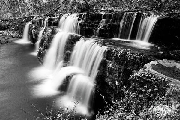 Wall Art - Photograph - Brecon Beacons Waterfalls by Angel Ciesniarska