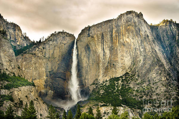 Photograph - Bridalveil Fall In Yosemite Valley by RicardMN Photography