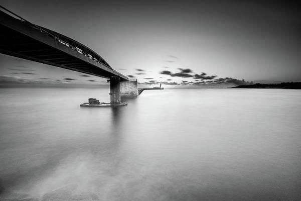 Photograph - Bridge by Okan YILMAZ