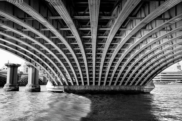 Wall Art - Photograph - Bridge The Gap by Greg Fortier
