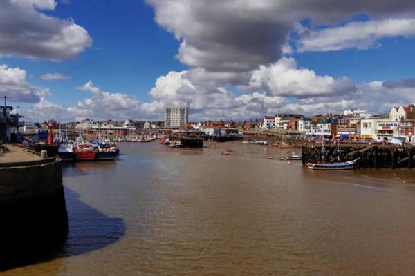 Photograph - Bridlington Harbour by Sarah Couzens