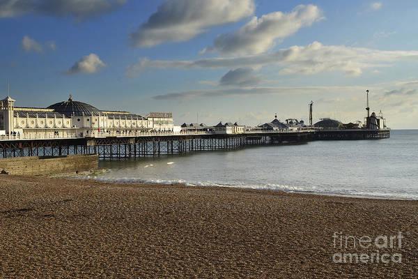 Brighton Pier Photograph - Brighton Pier by Smart Aviation