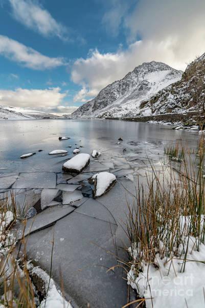 Wall Art - Photograph - Broken Ice by Adrian Evans