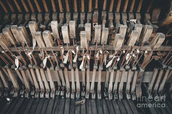 Photograph - Broken Piano by Iryna Liveoak