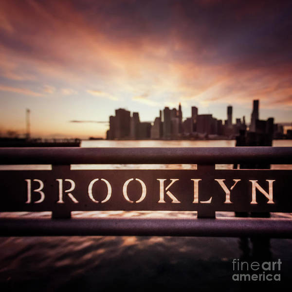 Wall Art - Photograph - Brooklyn by Evelina Kremsdorf