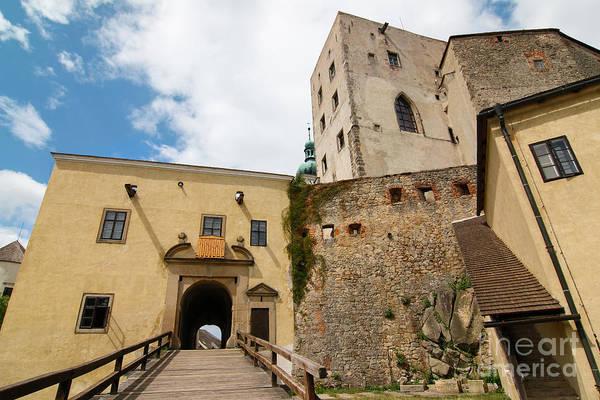 Wall Art - Photograph - Buchlov Castle by Michal Boubin