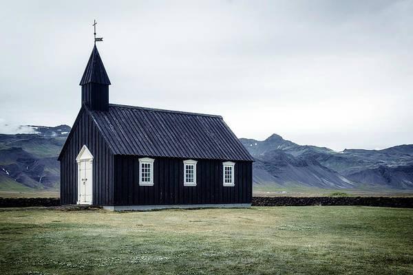 Ir Photograph - Budir - Iceland by Joana Kruse