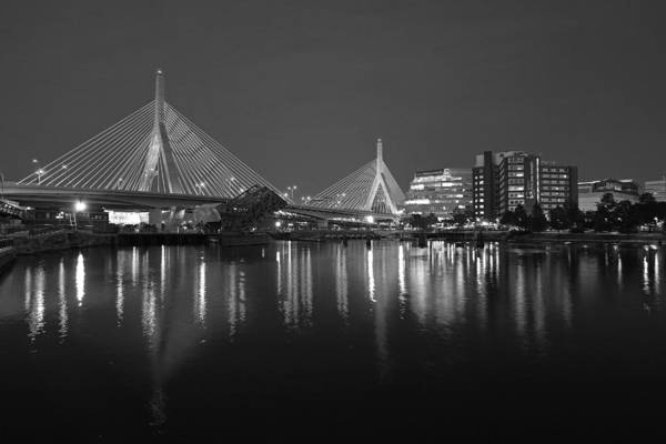 Photograph - Bunker Hill Bridge by Juergen Roth