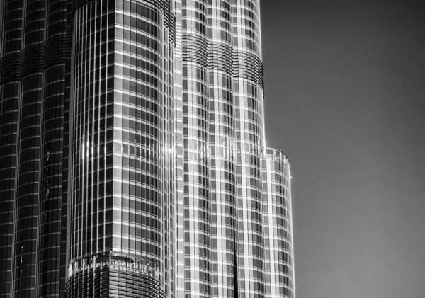 Wall Art - Photograph - Burj Khalifa  by Happy Home Artistry