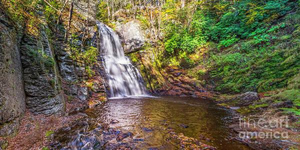 Photograph - Bushkill Main Falls by Nick Zelinsky
