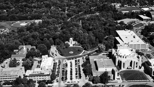 College Baseball Photograph - Butler University by Mountain Dreams