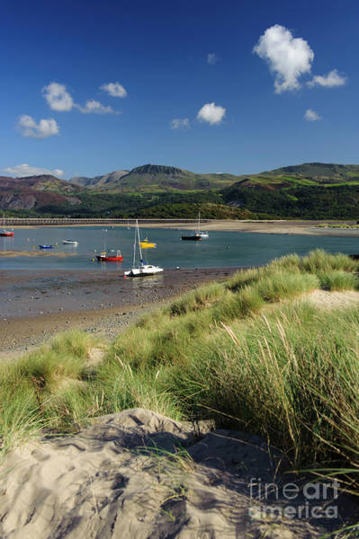 Photograph - Cader Idris And The Mawddach Estuary, by Keith Morris
