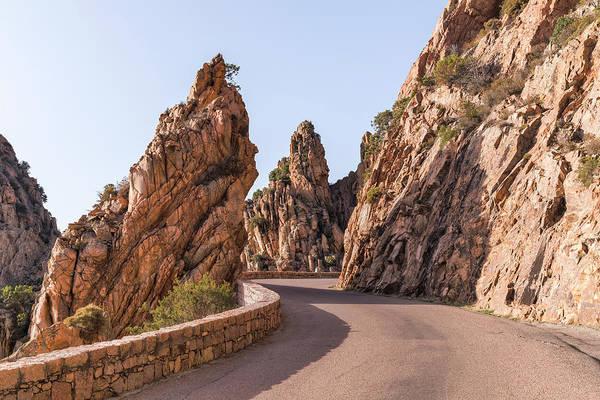 Calvi Photograph - Calanque De Piana - Corsica by Joana Kruse