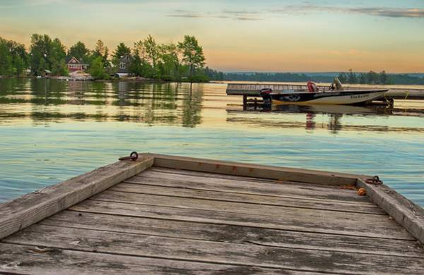Photograph - Canadian Cottage Life by Garvin Hunter