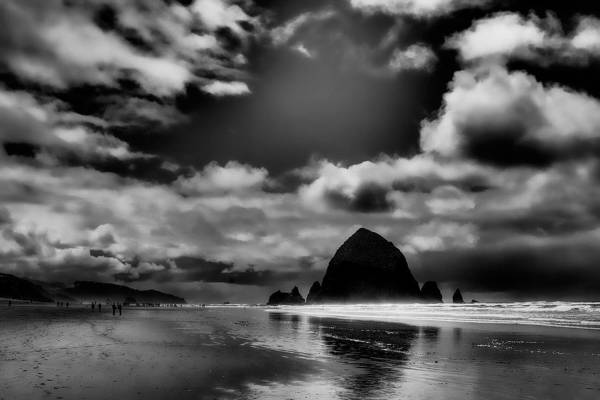 Photograph - Cannon Beach by David Patterson