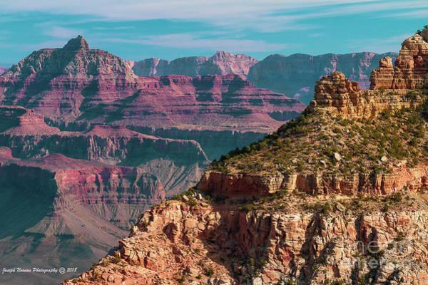 Photograph - Canyon Grandeur by Joseph Noonan