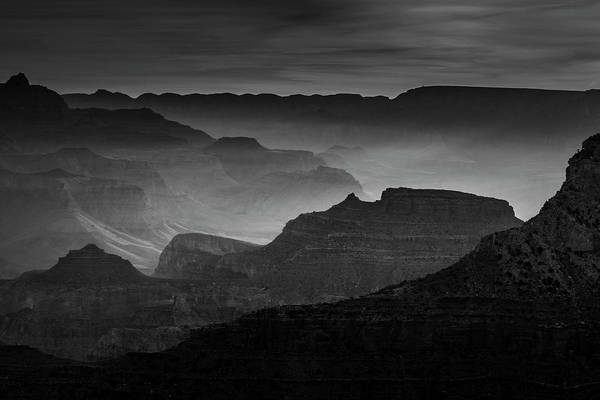 Wall Art - Photograph - Canyon Light by Andrew Soundarajan