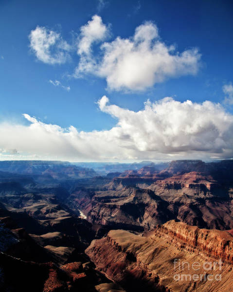 Photograph - Canyon Overlook 2 by Scott Kemper