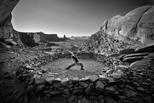 Canyonlands Kiva Art Print