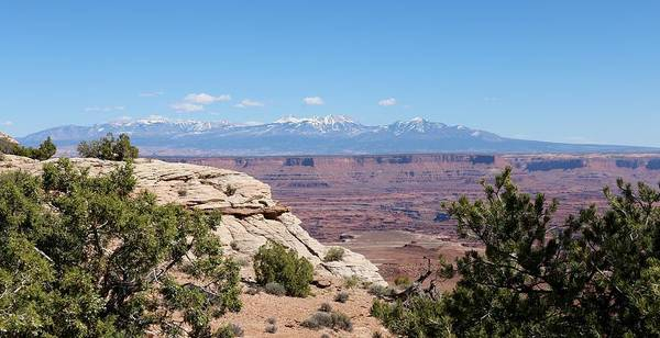 Photograph - Canyonlands View - 2 by Christy Pooschke
