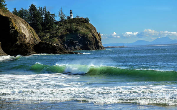 Wall Art - Photograph - Cape Disappointment by Robert Bales