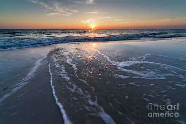 Port St. Joe Photograph - Cape San Blas Waves by Twenty Two North Photography