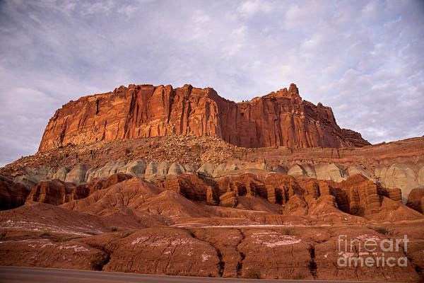 Photograph - Capital Reef National Park by Cindy Murphy - NightVisions