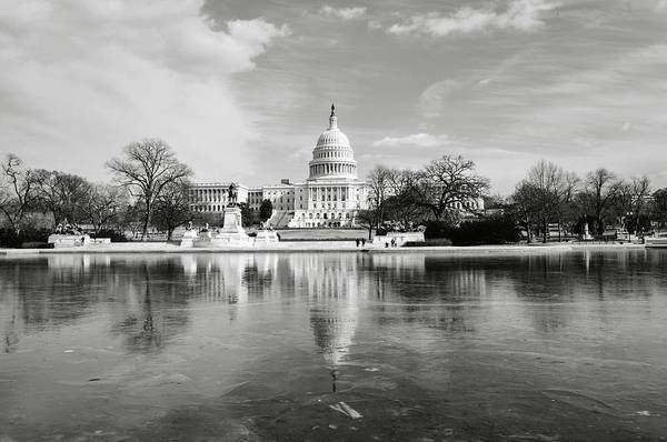 Photograph - Capitol Hill by Brandon Bourdages