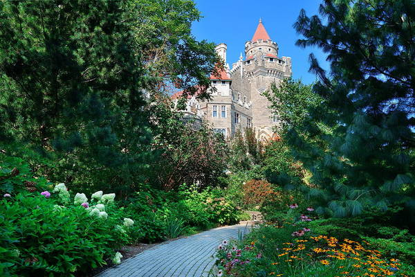 Photograph - Casa Loma by Songquan Deng