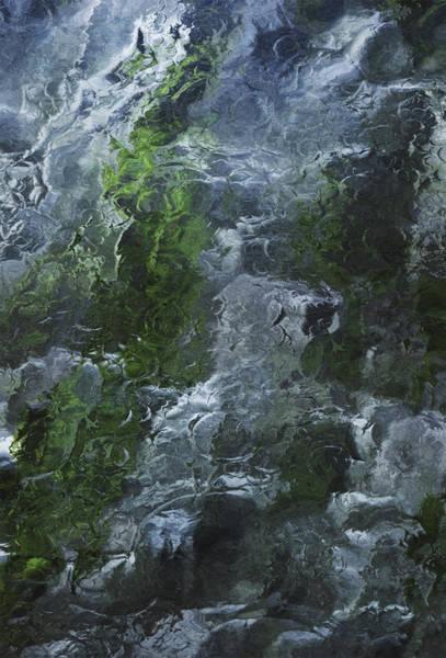 Wall Art - Painting - Cascade by Jack Zulli