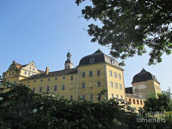 Photograph - Castle Of Coswig by Chani Demuijlder