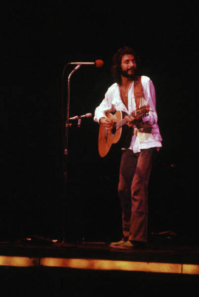 Photograph - Cat Stevens by Rich Fuscia