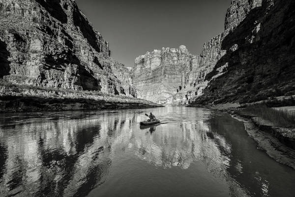 Cataract Canyon Art Print