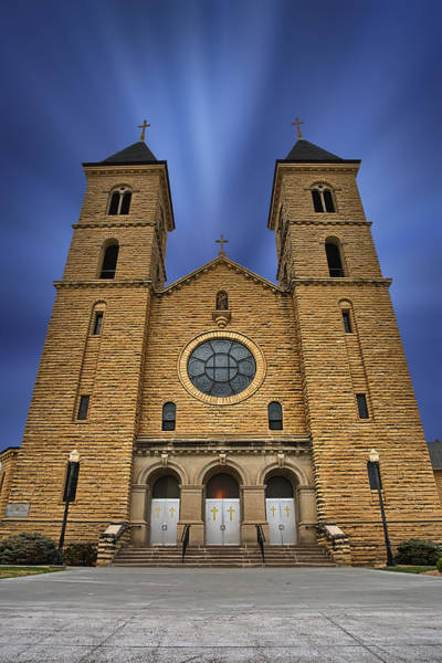 Father Sky Wall Art - Photograph - Cathedral On The Plains by Thomas Zimmerman