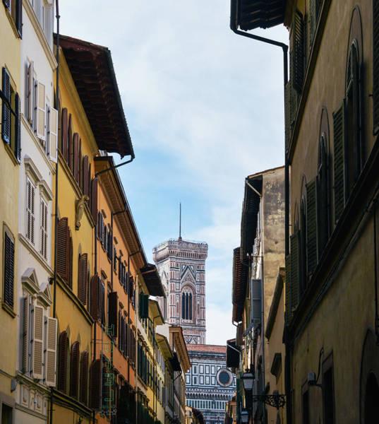 Photograph - Cattedrale Di Santa Maria Del Fiore, Florence by Alexandre Rotenberg