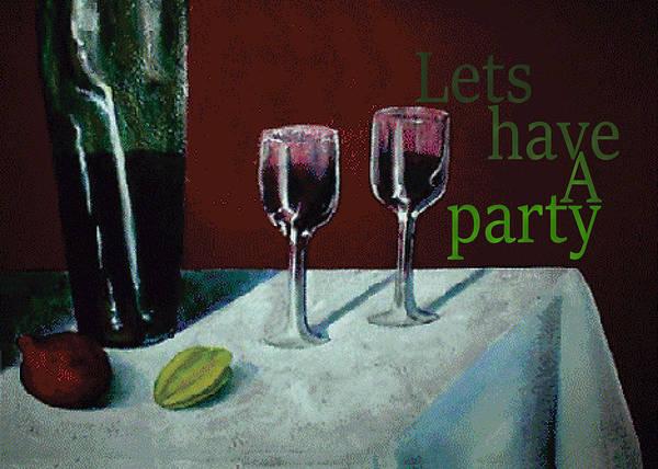 Painting - Celebration by Thomas Lupari