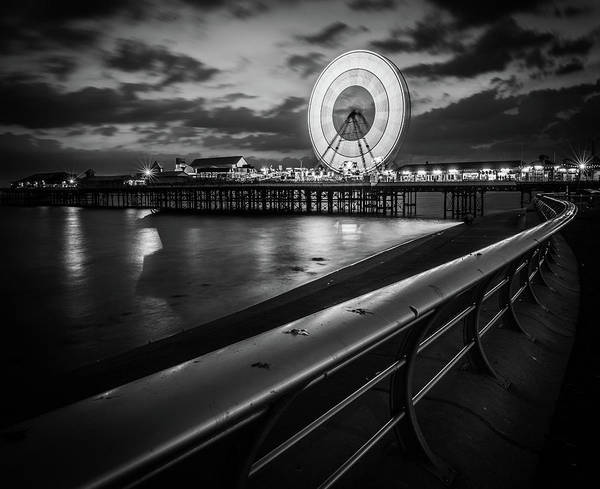Corals Photograph - Central Pier  by Mark Mc neill