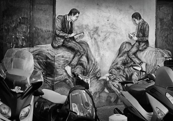 Photograph - Centre Ville by Jessica Levant