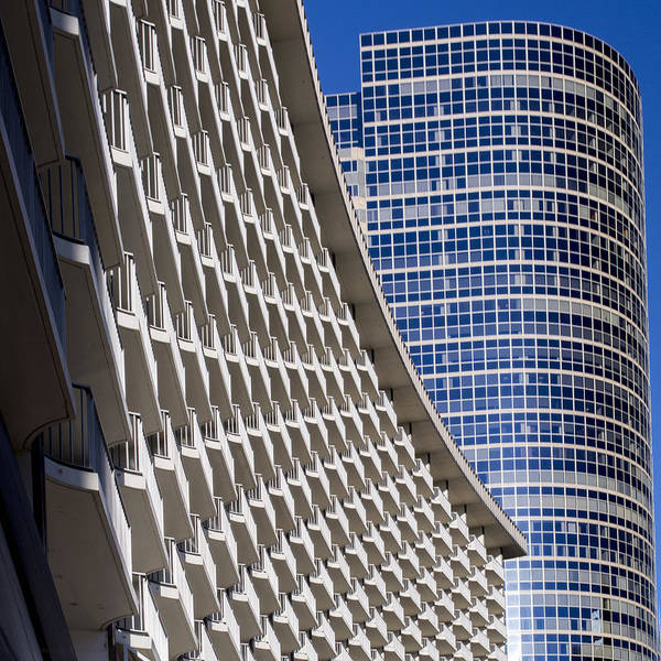Photograph - Century Plaza Hotel by Denise Dube