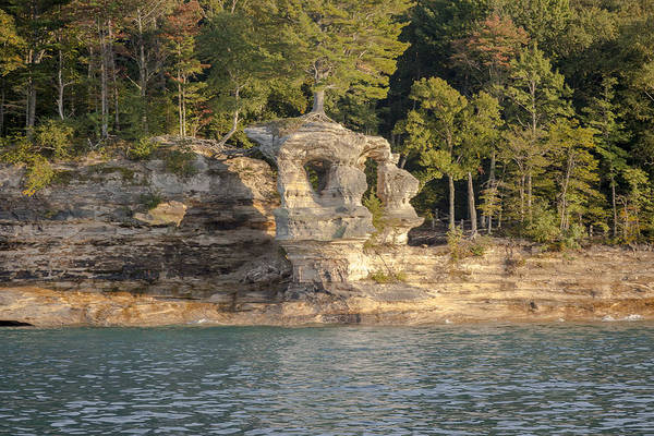 Photograph - Chapel Rock by Jack R Perry