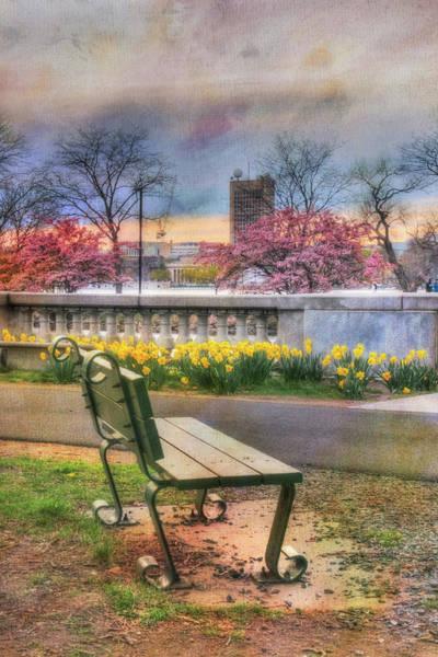 Photograph - Charles River Esplanade - Boston by Joann Vitali