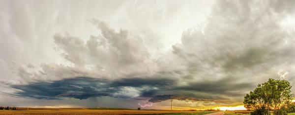 Photograph - Chasing Nebraska Stormscapes 057 by NebraskaSC