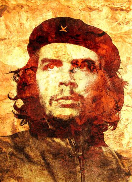 Revolutionary Photograph - Che Guevara by J  - O   N    E