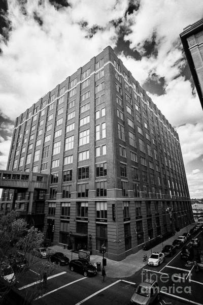 Nabisco Photograph - Chelsea Market Office Building And Television Production Facility New York City Usa by Joe Fox