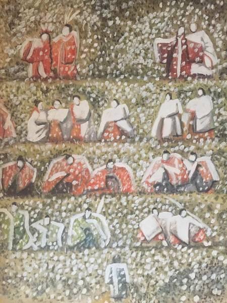 Pastel - Cherry Blossoms by Cherylene Henderson